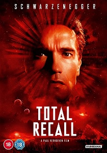Total Recall: 30th Anniversary Edition artwork