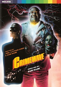 Crimewave: Limited Edition (1985) artwork