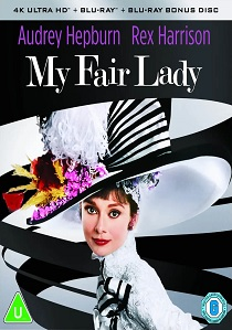 My Fair Lady artwork