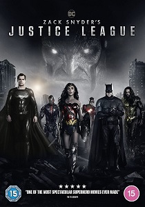 Zack Snyder's Justice League artwork