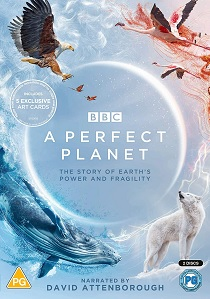 A Perfect Planet artwork