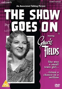 The Show Goes On (1937) artwork